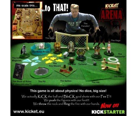 Fantasy-Edition of KiCKeT!