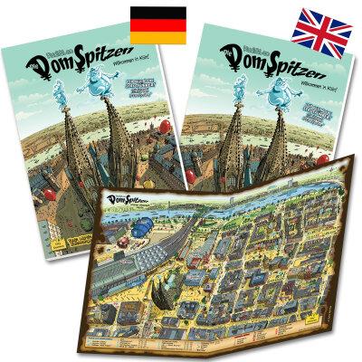 Der Köln Comic! Geschichte, Comic und...