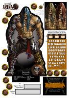 Benwick - Der Gladiator - (Humanoid)  [ohne Sockel]
