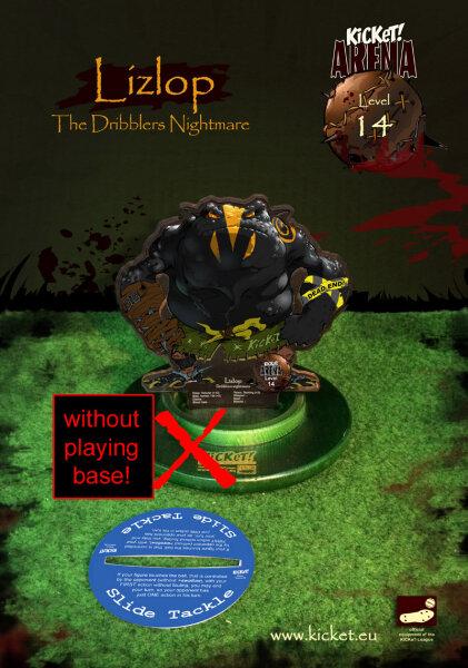 Lizlop - Dribblers Nightmare  - (Torturer) [without base]