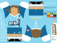 Goalkeeper Sticker