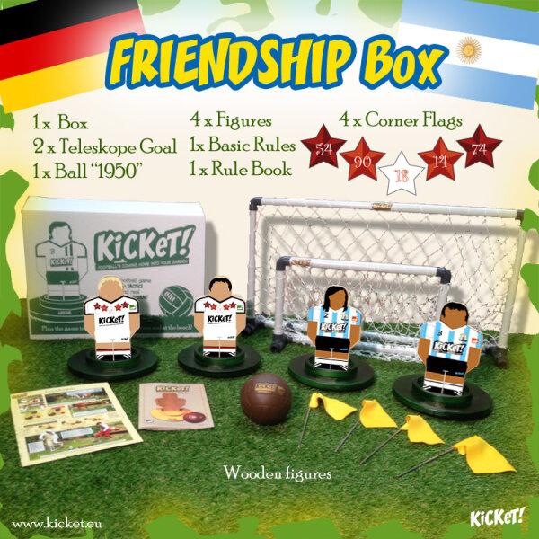 KiCKeT! - Friendship Box