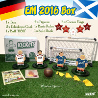 KiCKeT! - EM 2016 Box (Germany - Scotland)
