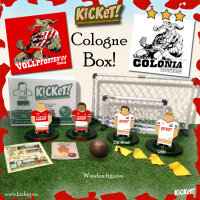 KiCKeT! - Cologne Basic Box (Vollpfosten 09 - Colonia...