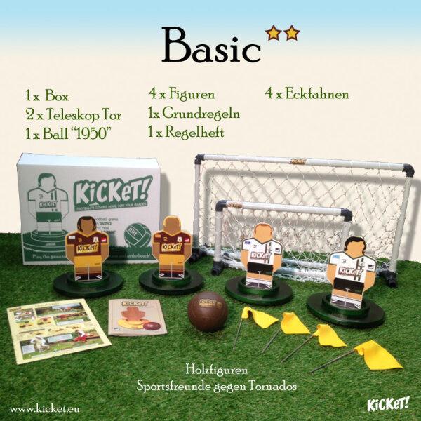 KiCKeT! - Basis Box