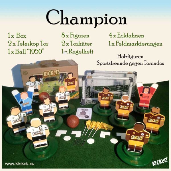 KiCKeT! - Champion Box