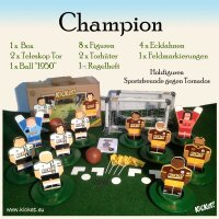 KiCKeT! - Champion Box