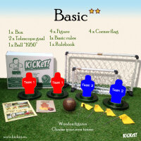 KiCKeT! - Basic box (custom teams)