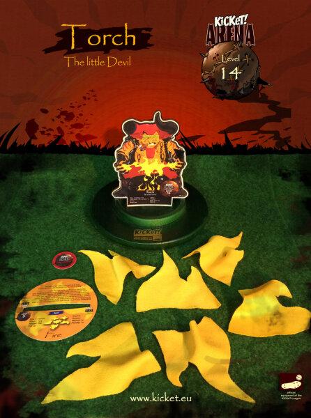 Torch - The Little Devil (Shortling)
