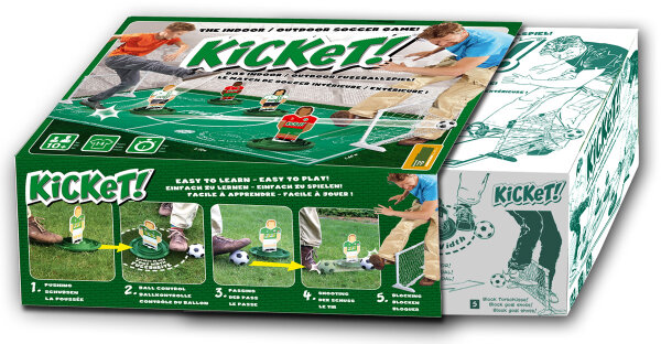 KiCKeT! - Basic (plastic)