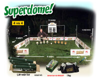 KiCKeT! - Super Dome (4x3m)