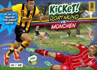 KiCKeT! - Dortmund<->München (Limited Edition)