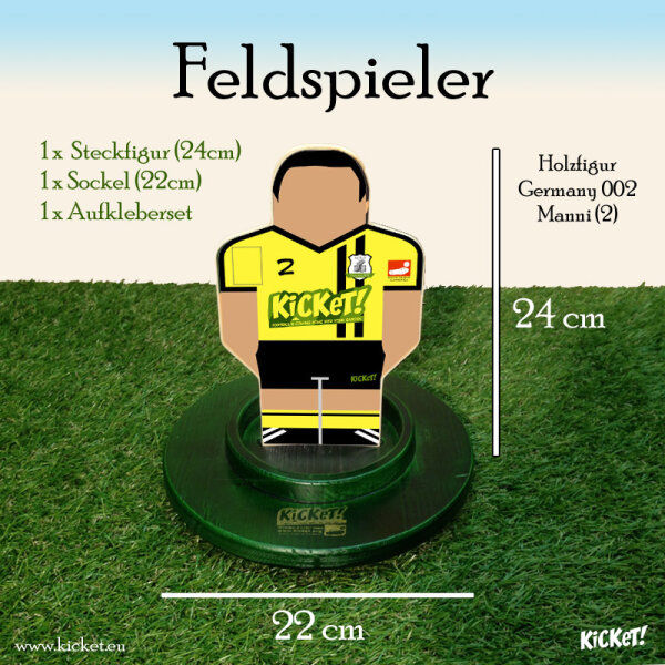 Fieldblayer German Teams