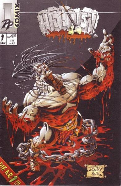 HELDEN - book 1
