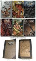 HELDEN - complete series, books 1-6 (english)