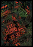 Data center - Poster
